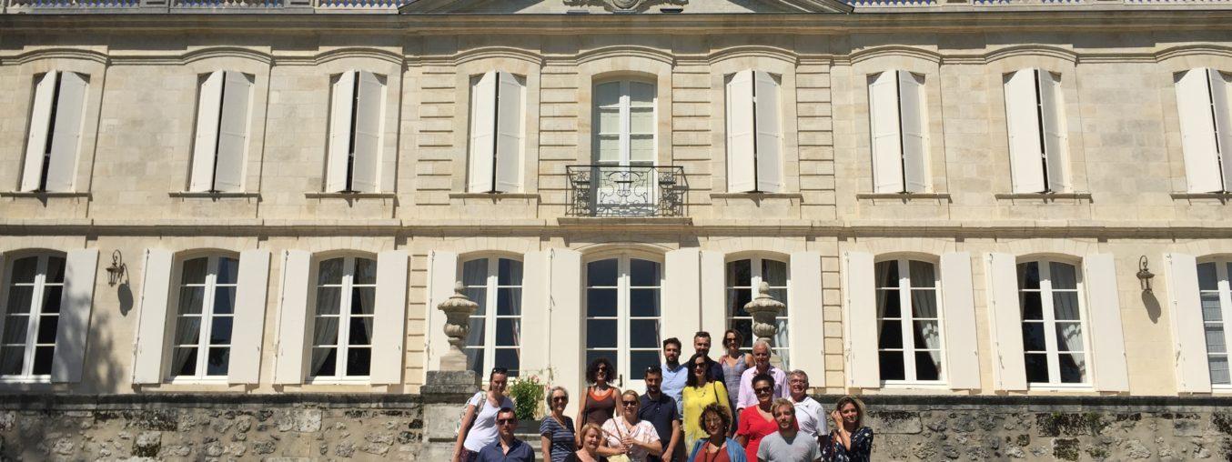 Green Tour au Château de La Dauphine
