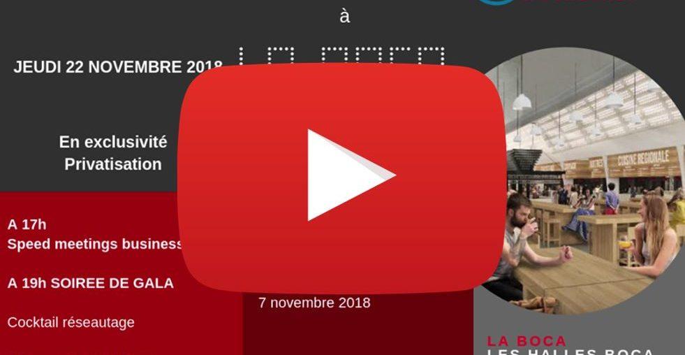 Vidéo Soirée de Gala