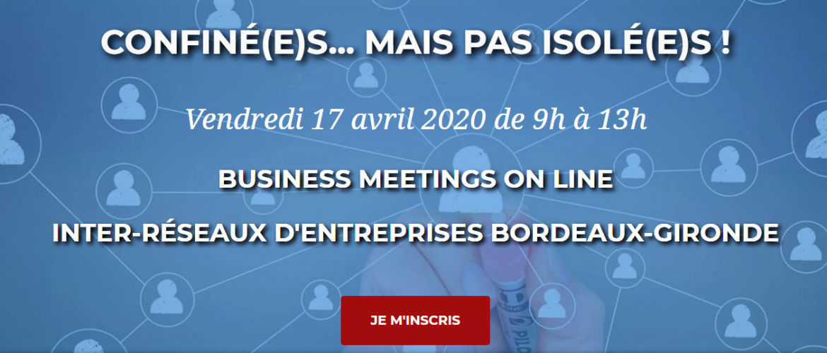 Business Meetings On Line Interclubs